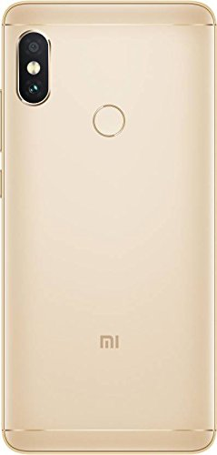Redmi Note 5 Pro (Gold, 4GB RAM, 64GB Storage)