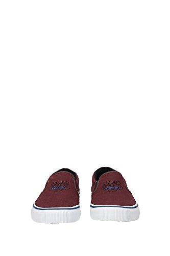 Vermelho Tecido Homens Kenzo M55817h16 Chinelos xgAaIPwBq