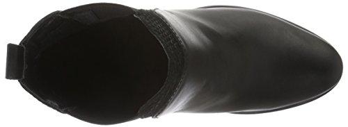 Marco Tozzi Premio 25488, Bottes Chelsea Femme Noir (BLACK COMB 098)