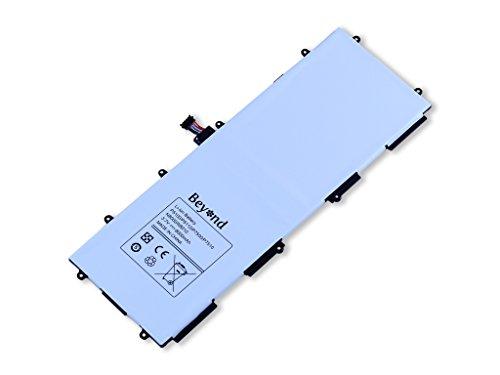 BEYOND Akku für SAMSUNG GT-P7500 GT-P7510 GT-P5100 GT-P5110 GT-N8000 GT-N8010, Galaxy Tab 2 10.1