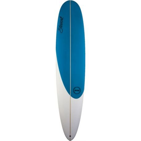 'Tavola da surf Stewart 9' 0rpm Longboard White/Blue, blu