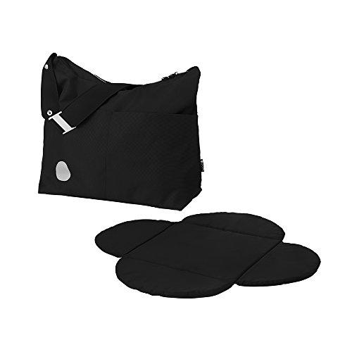 Seed 06157 Change Wickeltasche für alle Seed Kinderwagen, schwarz Schwarz