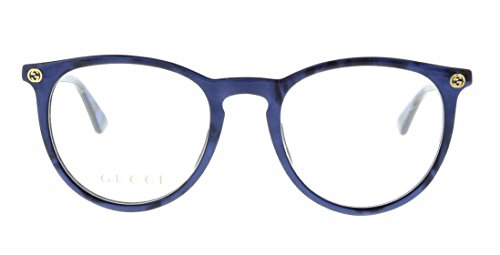Gucci Frame - BLUE-BLUE-TRANSPARENT