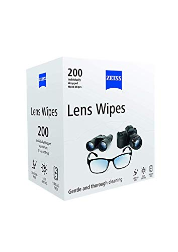 ZEISS Lens Wipes...
