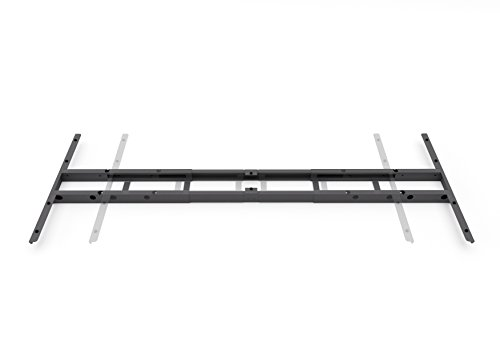 Electronic Sit Stand Desk Frame ONLY (Black) Height Adjustable with FREE Cable Tray worth £33.99!