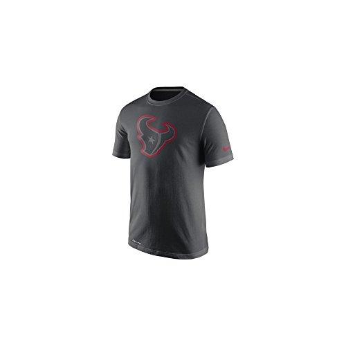 Houston Texans Anthracite Travel T-Shirt
