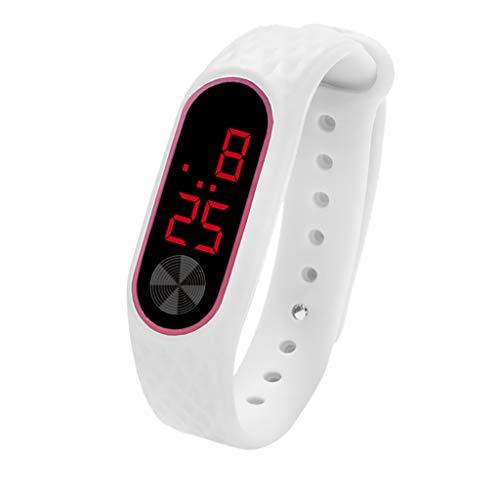 Iv-pole-halter (Precioul Unisex Uhren Led digitalanzeige armbanduhr silikon elektronische uhr sport elektronische uhr 4 generation Sportuhr Smartwatch)