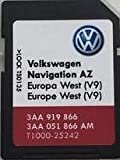 Die Neueren VW Skoda Sitz RNS 315 Amundsen V9 SD Card UK West Europe Map Update 17/18