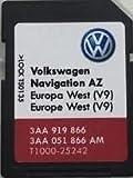 Die Neueren VW Skoda Sitz RNS 315Amundsen V9SD Card UK West Europe Map Update 17/18