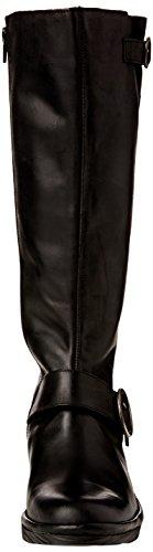 FLY London Pask656fly, Bottes Classiques Femme Noir (Black 000)