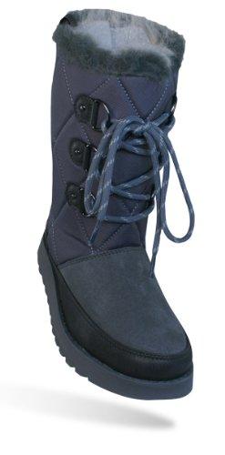 Fury Womens Skechers Skechers Charcoal Charcoal Keepsakes Keepsakes Fury Winter Boots Womens grau ZYxHXntRw