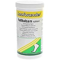 Laufwunder Fußbalsam kühlend pflegende Deocreme mit Menthol und Kampfer, 450 ml preisvergleich bei billige-tabletten.eu