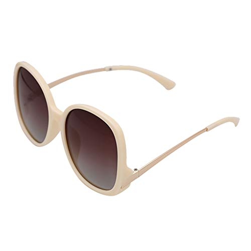 ZHYXJ-Sunglasses Frauen Polarisierte Sonnenbrillen - Quadratische Sonnenbrillen UV-Schutz Einkaufen Fahren Outdoor Fotografie Ski Golf Goggles