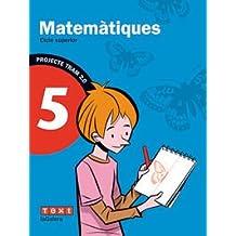 TRAM 2.0 Matemàtiques 5 - 9788441222076
