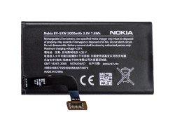 DRQ94 Batteria Interna Nokia BV-5XW, 2000MAH, Nera, per Lumia 1020