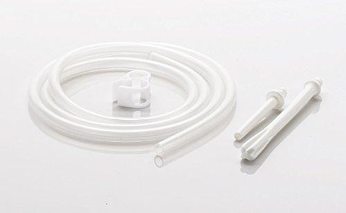 blomideal (TM) Einlauf Ersatz Parts Kit mit Silikon Schlauch-2m | Medical Grade