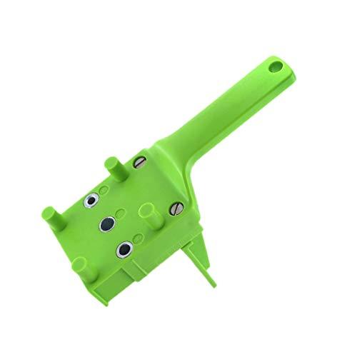 UHAoo 1pc Vertical Pasador Plantilla 6-10 mm Madera