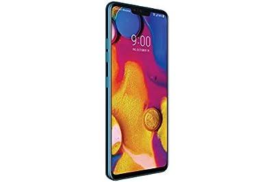 """LG V40 ThinQ LMV405EBW 16.3 cm (6.4"""") 6 GB Dual SIM 4G Blue 3300 mAh - LG V40 ThinQ LMV405EBW, 16.3 cm (6.4""""), 3120 x 1440 pixels, 6 GB, 12 MP, Android 8.1, Blue"""