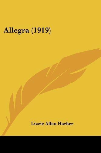 Allegra (1919)