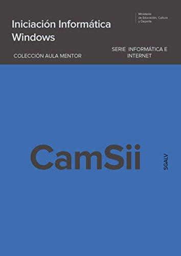 Iniciación Informática Windows por José Luis Martín Hernando