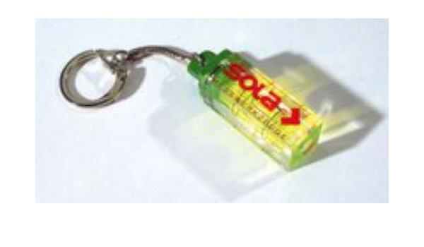 Sola Wa40 Wasserwaage Schlüsselanhänger Baumarkt