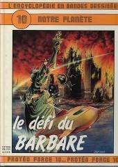Le Défi du barbare (L'Encyclopédie en bandes dessinées)