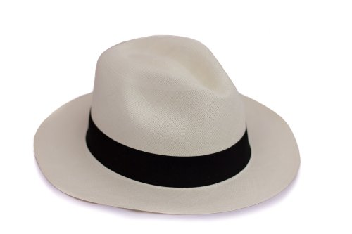 Tumi Fino rollable / foldable Panama hat fair trade, hand woven in Ecuador Test