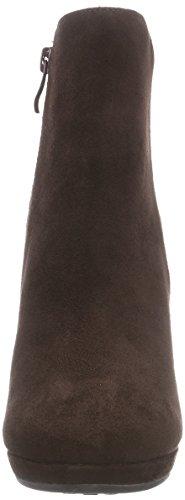 Buffalo Y436-51B S0002L Damen Halbschaft Stiefel Braun (Coffee)
