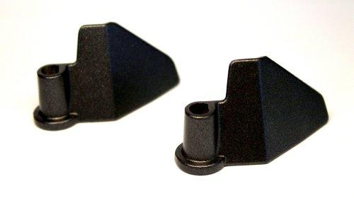 2 Stück Knethaken für Unold Backmeister  Brotbackautomat 8600, 8690, 8695, 86951, 68415, 68615