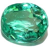 Esmeralda de Afganistán piedra preciosa natural & facettiert 0,31quilates