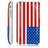 Coque drapeau USA iPhone 3G/3GS