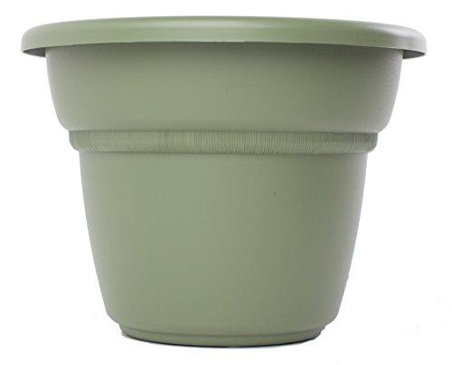 Bloem MP1215-4235.56cm Milano Planter-vivere verde