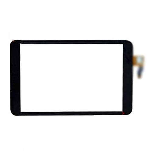 "EUTOPING ® Schwarz Farbe 8 Zoll Touchscreen - digitizer Alternative für 8"" Alcatel one Touch pop 8 p320x p320 P320A"