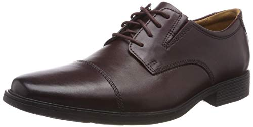Clarks Tilden Cap, Zapatos Cordones Derby Hombre