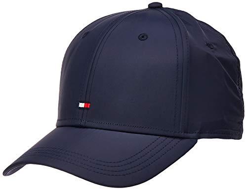 Tommy Hilfiger Herren BB Tailored-Recycled Nylon Baseball Cap, Blau (Tommy Navy 413), One Size (Herstellergröße:OS)
