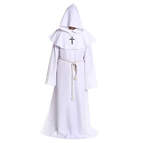 - Priester Kostüm Weiß