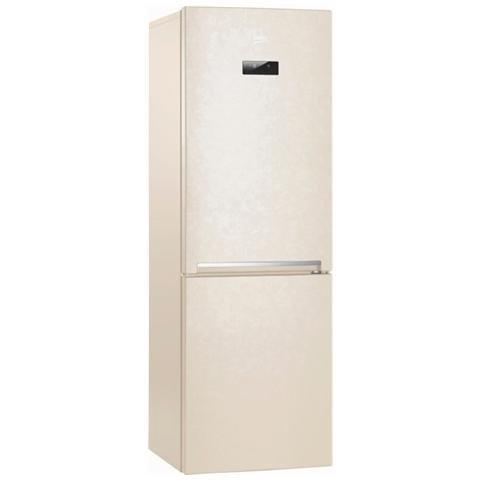 Beko rcna320e30b Libera installazione A + + Sabbia frigorifero e congelatore–Frigorifero, Libera installazione, sabbia, Destro, 320L, 43Db, ultimo invece)