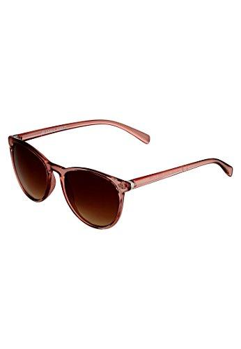 Anna Field Sonnenbrille mit UV-Schutz Aprikose, One Size (Stärken Print Klassische)