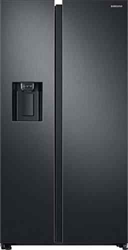 Samsung RS8000 RS6GN8321B1/EG Side-by-Side Kühlschrank/A++/389 kWh/Jahr/178 cm Höhe/407 L Kühlteil/210 L Gefrierteil/Space Max/Twin Cooling Plus/schwarz