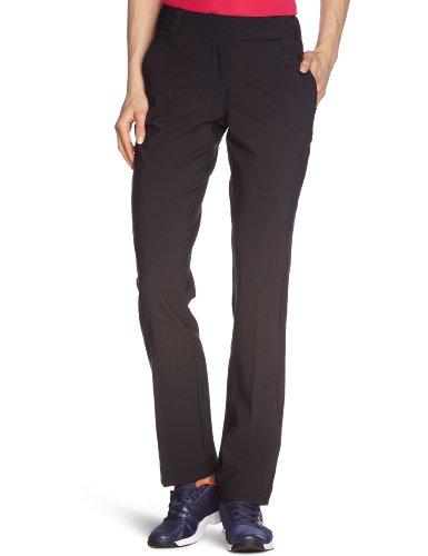 Oakley - Pantaloni da Golf da Donna, Nero Corvino, 8 UK