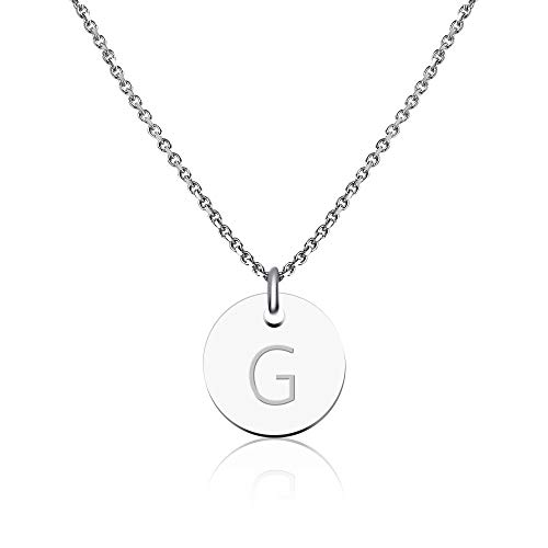 GD GOOD.designs EST. 2015  Collar con Inicial...