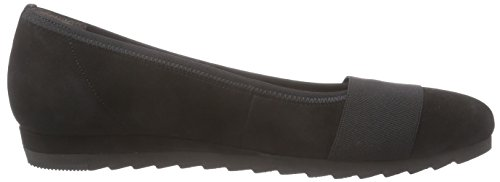 Gabor Shoes 32.683 Damen Geschlossene Ballerinas Schwarz (schwarz (schwarz) 47)