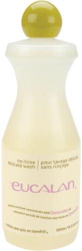 Preisvergleich Produktbild Eucalan 666884500526 pflegendes Feinwaschmittel, Lavendel, 500 ml