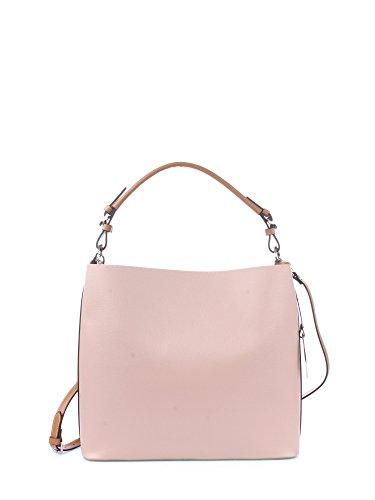 La Martina , Sac pour femme à porter à l'épaule Pink/taupe