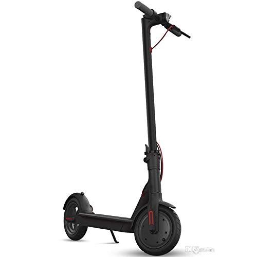 E-Scooter MF365 350W 8AH 25 km/h Leistungstarker Elektroroller Elektro Roller E-Tretroller E-Roller Schwarz
