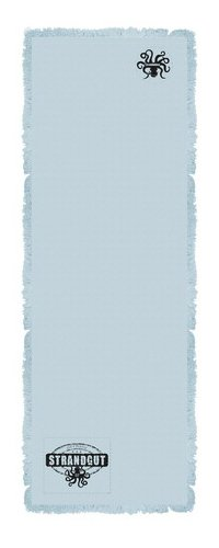 Java Exclusiv 68341 Strandgut07 Tischläufer hellblau 120 x 40 cm