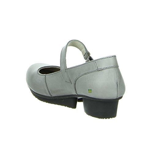 El Naturalista CODE ND24 Pumps Grey Cares Leder Grau