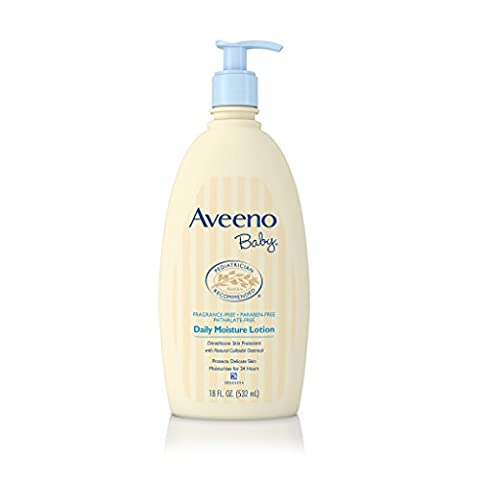 Aveeno Baby Daily Moisture Lotion 18 Fl.Oz.[532 ml]