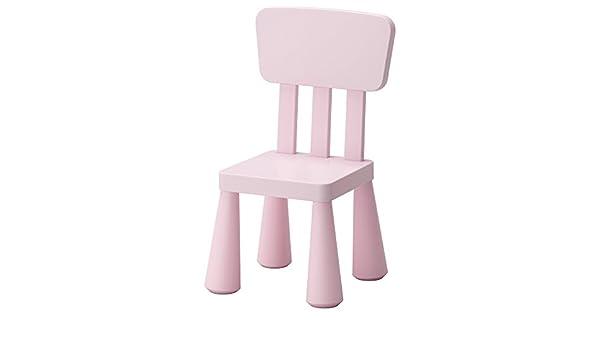 Ikea mammut rosa bambini sedia per bambini amazon casa e cucina
