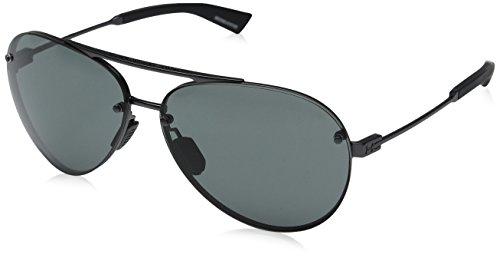 Under Armour Aviator, UA Double Down Satin Gunmetal/Black/Gray, L/XL
